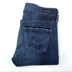 Citizens of Humanity Boot Cut Jeans, Size 24, EUC